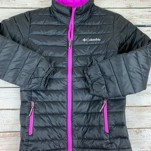 Columbia Coat Puffer Style Size M
